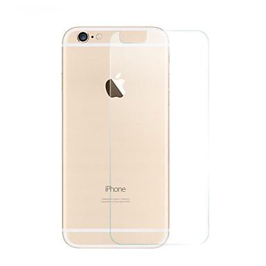 Ecran protector Apple pentru iPhone 6s Plus iPhone 6 Plus Sticlă securizată 1 piesă Protecție Spate 2.5D Muchie Curbată 9H Duritate