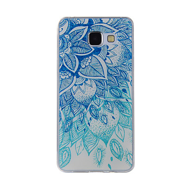 tok Για Samsung Galaxy A5(2016) A3(2016) Με σχέδια Πίσω Κάλυμμα Lace Εκτύπωση Μαλακή TPU για A8(2016) A5(2016) A3(2016) A8 A7 A5 A3