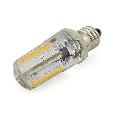 280lm E11 Żarówki LED kukurydza Rurka Koraliki LED SMD 3014 Ciepła biel Zimna biel 85-265V 220-240V