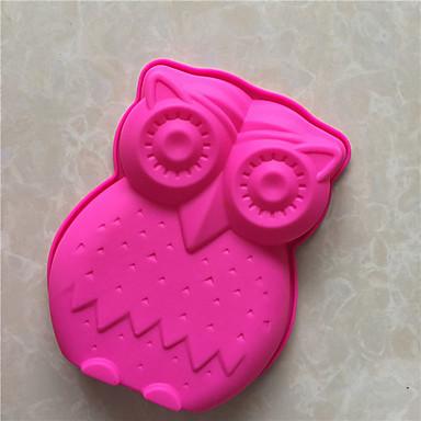 1 قطعة خبز الخبز العفن العفن كعكة العفن 3D سيليكون سائل الصابون الإبداعية