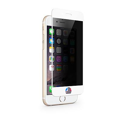 Προστατευτικό οθόνης Apple για iPhone 7 Plus Σκληρυμένο Γυαλί 1 τμχ Προστατευτικό μπροστινής οθόνης Κυρτό άκρο 2,5D Επίπεδο σκληρότητας 9H