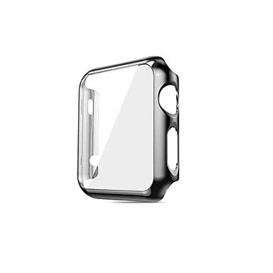 Недорогие Ремешки для Apple Watch-Ремешок для часов для Apple Watch Series 4/3/2/1 Apple Спортивный ремешок Поликарбонат Повязка на запястье