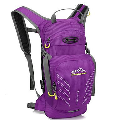 15 L sırt çantası Bisiklet Sırt Çantası Sırt Çantası Paketleri Kamp & Yürüyüş Tırmanma Serbest Sporlar Bisiklete biniciliği / Bisiklet Su