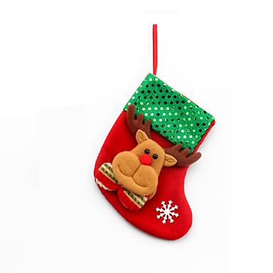 Noel masa dekorasyonu için 4adet yılbaşı süsleri