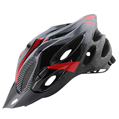 Bisiklet kaskı CE Bisiklet 20 Delikler Ayarlanabilir Ultra Hafif (UL) Sporlar Dağ Bisikletçiliği Yol Bisikletçiliği Eğlence
