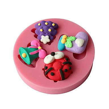1 Silikon Pişirme Kalıp Pasta / Other / Ice için / Çikolata / Ekmek / Cookie / Cupcake için / pasta için / Pizza için Yüksek kalite