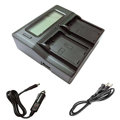 ismartdigi EL14 LCD dual laturi auton latausjohto varten Nikon D3200 d3300 D5100 D5200 d5300 D5500 kameran batterys