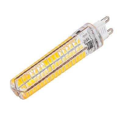 YWXLIGHT® 10 W 1000-1200 lm G9 LED kukorica izzók T 136 led SMD 5730 Tompítható Dekoratív Meleg fehér Hideg fehér AC 85-265V
