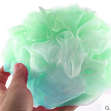색상 목욕 브러쉬 목욕 필요한 사랑스러운 색상 목욕 공 꽃 목욕 (임의의 색)