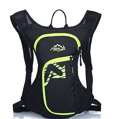 12 L plecak Torba na laptop Kolarstwo Plecak Plecaki turystyczne Camping & Turystyka Wspinaczka Sport i rekreacja Kolarstwo / Rower