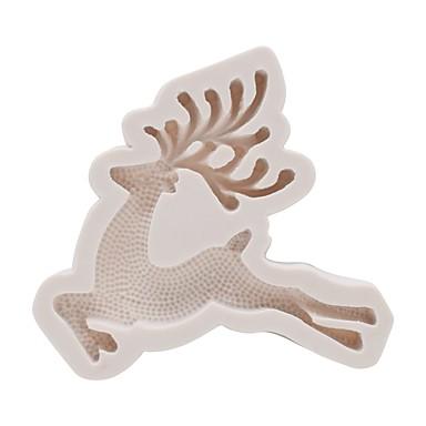 Forma do pieczenia Tort Silikonowy Plastikowy DIY Święta Wysoka jakość 3D