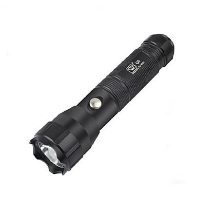 Lanterne LED lumini incandescente biciclete LED 160-280Lm Lumeni 4.0 Mod Cree Q5 18650 Rezistent la apă Foarte luminos
