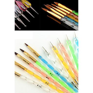 Nail Art Manicure Tool Kit 10 5