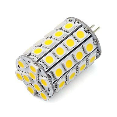 5W G4 LED Bi-pin Işıklar Tüp 30 SMD 5050 460 lm Sıcak Beyaz Serin Beyaz Kısılabilir Dekorotif DC 12 V 1 parça
