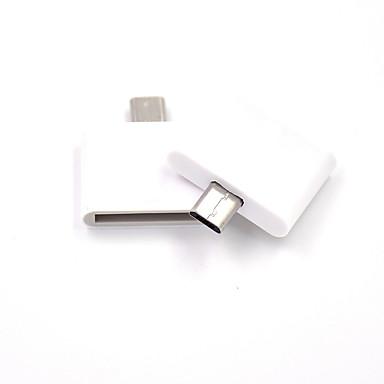 Micro USB Adaptor pentru cablu USB Adapter Pentru Samsung Pentru Plastice
