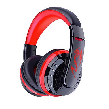 OVLENG MX666 Langaton Kuulokkeet Dynaaminen Muovi Matkapuhelin Kuuloke Äänenvoimakkuuden säätö Mikrofonilla Melu eristävät kuulokkeet