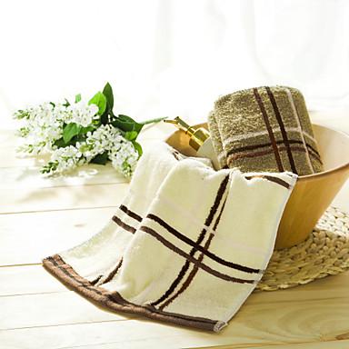Πετσέτα Πλυσίματος Βαμμένα Νήματα 100% Βαμβάκι