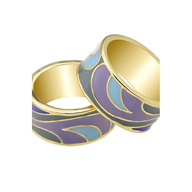 للمرأة خواتم بيان موضة سبيكة مجوهرات فضفاض