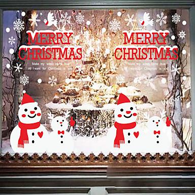 Στολίδια Χιονάνθρωποι Santa Χιονονιφάδα Ιδιωτική Εμπορική Εσωτερικό Για Υπαίθρια ΧρήσηForΔιακόσμηση Διακοπών