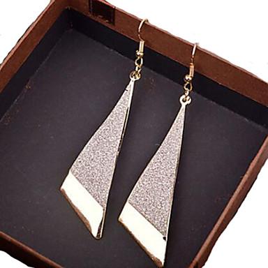 Dames Druppel oorbellen - Zilver Gouden oorbellen Voor Bruiloft Feest Dagelijks
