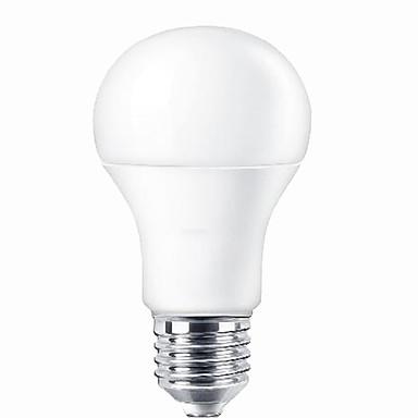 9W 3000/6000lm E26 / E27 LED 글로브 전구 A60(A19) 14 LED 비즈 SMD 2835 장식 따뜻한 화이트 차가운 화이트 220-240V