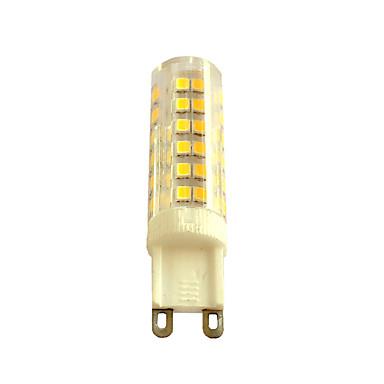 480-600 lm E14 G9 G4 Żarówki LED bi-pin T 75LED Diody lED SMD 2835 Dekoracyjna Ciepła biel Zimna biel AC110 AC220 AC 220-240V