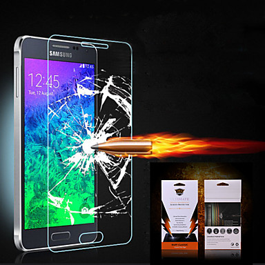 Screenprotector voor Samsung Galaxy A5 PET Voorkant screenprotector