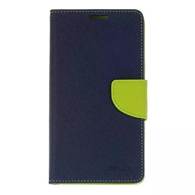 Etui Käyttötarkoitus Samsung Galaxy J7 Prime J5 Prime Lomapkko Korttikotelo Tuella Flip Kokonaan peittävä Yhtenäinen väri Kova PU-nahka
