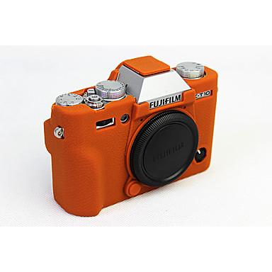 Ένος Ώμου-Μαύρο Καφέ-Ψηφιακή φωτογραφική μηχανή-Θήκη- γιαFujifilm-Με προστασία από την σκόνη