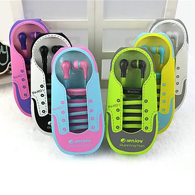 SOYTO xiedai Kulaklıklar (Kulak İçi )ForMedya Oynatıcı/Tablet Cep Telefonu BilgisayarWithMikrofon ile Oyunlar Spor Gürültüyü Kesen