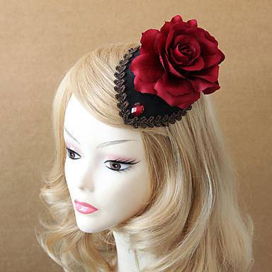 Αξεσουάρ Λολίτα Γοτθική Λολίτα Γλυκιά Λολίτα Κλασσική/Παραδοσιακή Lolita Λολίτα Πανκ Wa Lolita Sailor Lolita Καλύμματα ΚεφαλήςRococo