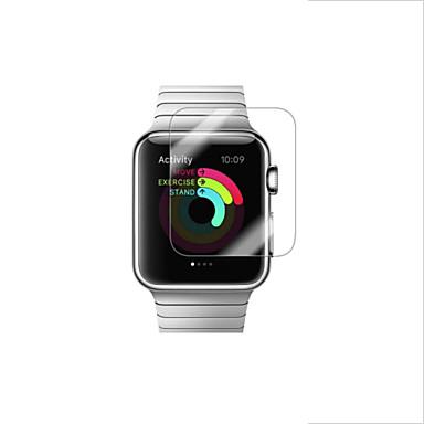 0,3 χιλιοστά 9η ζημιά προστασία μετριάζεται γυάλινο προστατευτικό οθόνης για το ρολόι της Apple 38 χιλιοστά