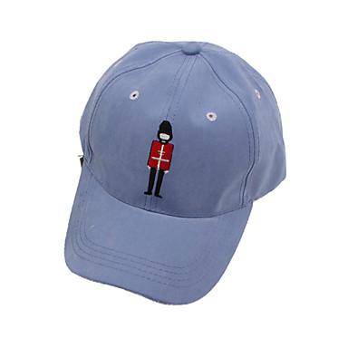 Καπέλο Καπακωτό Ανδρικά Γυναικεία Γιούνισεξ Άνετο Προστατευτικό Αντιηλιακό για Αθλήματα Αναψυχής Μπέιζμπολ Γράμμα & Αριθμός Άνοιξη