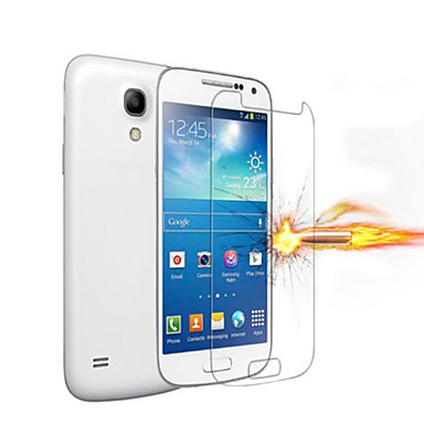 Screen Protector for Samsung Galaxy S4 Mini Tempered Glass Front Screen  Protector Anti-Fingerprint