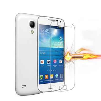 Displayschutzfolie Samsung Galaxy für S4 Mini Hartglas Vorderer Bildschirmschutz Anti-Fingerprint
