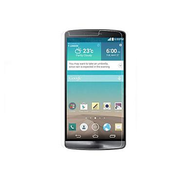 mare transparență ecran HD LCD protector pentru LG G3 (3 piese)