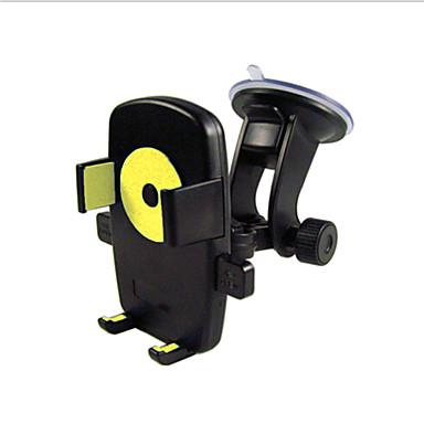 economico Sostegni e supporti per cellulari-Auto Universale / Cellulare Montare il supporto del supporto Rotazione a 360° Universale / Cellulare Plastica Titolare