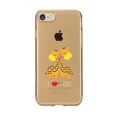 Pouzdro Uyumluluk iPhone 7 Plus iPhone 7 iPhone 6s Plus iPhone 6 Plus iPhone 6s iPhone 6 iPhone 5 iPhone 5C Apple iPhone 5 Kılıf iPhone 6