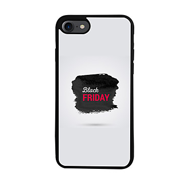 Na Wzór Kılıf Etui na tył Kılıf Napis Miękkie TPU na Apple iPhone 7 Plus iPhone 7 iPhone 6s Plus/6 Plus iPhone 6s/6