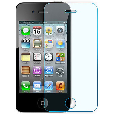 Screenprotector Apple voor 1 stuks Voorkant screenprotector High-Definition (HD)