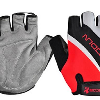 BOODUN/SIDEBIKE® Rękawiczki sportowe Rękawiczki rowerowe Zdatny do noszenia Wearproof Ochronne Bez palców Lycra Kolarstwo / Rower Dla obu