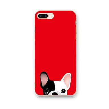 Için IMD Temalı Pouzdro Arka Kılıf Pouzdro Karikatür Sert PC için Apple iPhone 7 Plus iPhone 7 iPhone 6s Plus/6 Plus iPhone 6s/6
