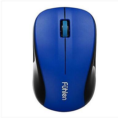 Biuro Mouse Cicha myszka Ergonomiczna mysz USB 1000 Fuhlen
