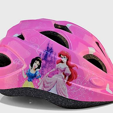 BOODUN/SIDEBIKE® دراجة هوائية خوذة N/A(أمريكا الشمالية) شهادة ركوب الدراجة 11 المخارج قابل للتعديل رياضات شباب للأطفال PVC EPS ركوب