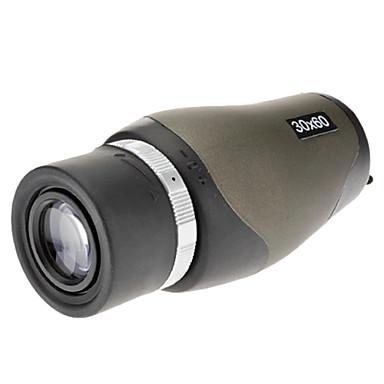 LBN® 30X60 Tek Gözlü Dürbün Profesyonel Kompakt Boyut Genel Kullanım 183/1000