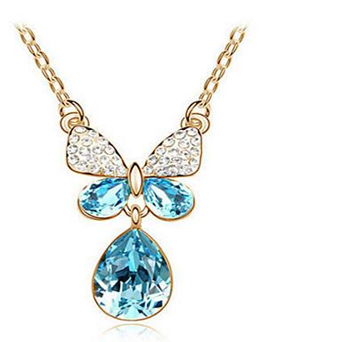 Γυναικεία Κρεμαστά Κολιέ Κράμα Βασικό Κοσμήματα Για Καθημερινά Causal