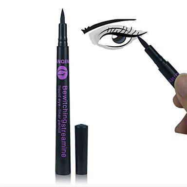 Kredki do oczu Spódnica ołówkowa Mokry Długotrwały Natutalne Szybkoschnący Blaknięcie Czarny Oczy Inne