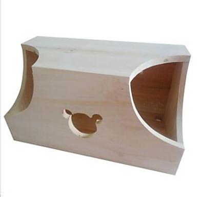 Skrzynki Drewno