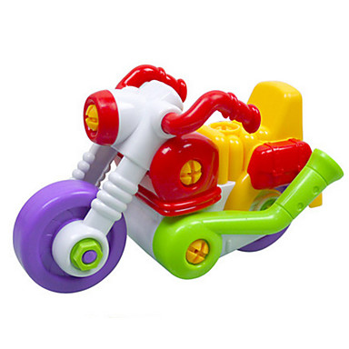 Lelut Moottoripyörä Lelut Moottoripyöräily Muovi Luova Klassinen ja ajaton 1 Pieces Lasten Poikien Tyttöjen Syntymäpäivä Lasten päivä