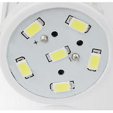 Żarówki LED kukurydza T 42 LED zintegrowany 800-1000 lm Naturalna biel Dekoracyjna 110-120 V 1 sztuka